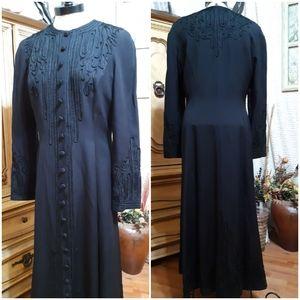 SARAH ELIZABETH Witch Vampires Dress Robe B29